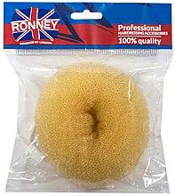 Profumi e cosmetici Ciambella per capelli 11x4.5 cm, beige - Ronney Professional Hair Bun