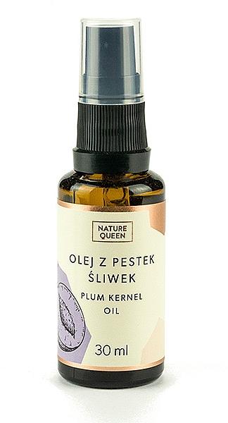 Olio di semi di prugna - Nature Queen Plum Kernel Oil