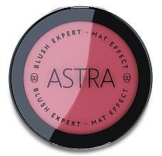 Profumi e cosmetici Blush - Astra Make-Up Blush Expert Mat Effect