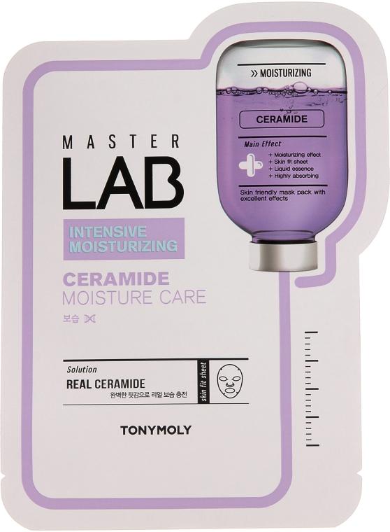 Maschera in tessuto con ceramidi - Tony Moly Master Lab Ceramide Mask