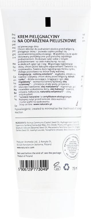Crema da pannolino - Naturativ Nappy Rash Cream — foto N2