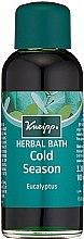 "Profumi e cosmetici Olio da bagno ""Eucalipto"" - Kneipp Eucalyptus Herbal Bath"