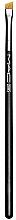 Profumi e cosmetici Pennello per sopracciglia - M.A.C 208s Angled Brow Brush