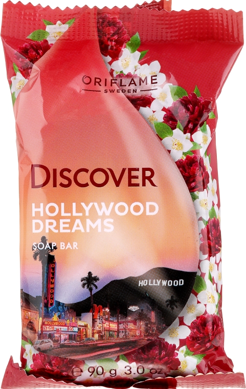 Sapone - Oriflame Discover Hollywood Dream Soap — foto N1