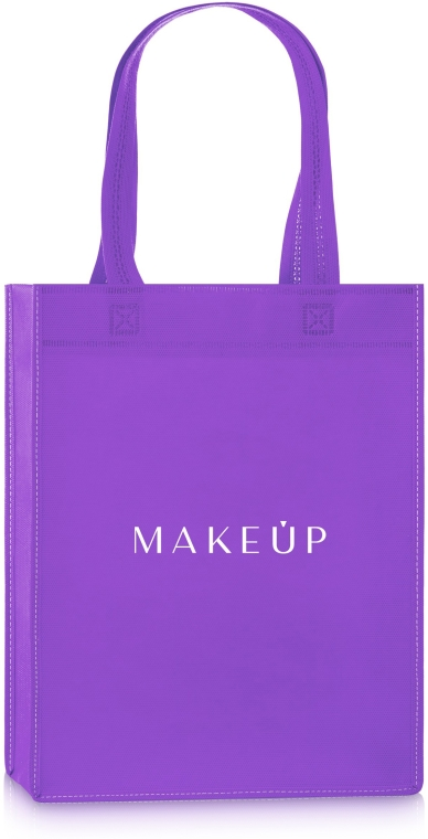 "Borsa shopper, viola ""Springfield"" - MakeUp Eco Friendly Tote Bag"