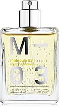 Profumi e cosmetici Escentric Molecules Molecule 03 Travel Size - Eau De Parfum