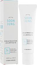 Profumi e cosmetici Crema viso intensiva - Etude House Soon Jung 2x Barrier Intensive Cream