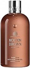 Profumi e cosmetici Molton Brown Suede Orris Bath & Shower Gel - Gel doccia