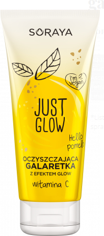 Detergente viso - Soraya Just Glow
