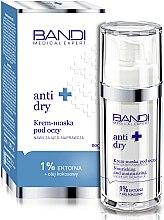 Profumi e cosmetici Crema-maschera idratante per contorno occhi - Bandi Medical Expert Anti Dry Eye Cream Mask