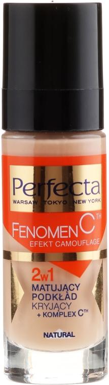 Fondotinta 2in1 - Perfecta Make-Up Fenomen C