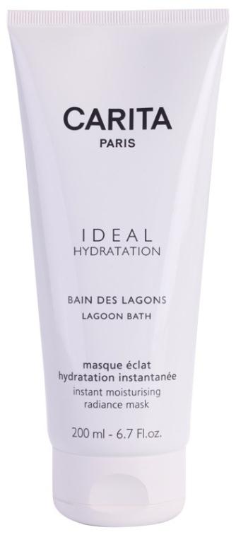 Maschera idratante - Carita Ideal Hydration Lagoon Bath Instant Moisturising Radiance Mask — foto N2