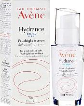Profumi e cosmetici Siero intensamente idratante per pelli delicate e disidratate - Avene Hydrance Intense Serum Rehydratant