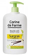 """Profumi e cosmetici Crema doccia """"Vaniglia"""" - Corine De Farme Shower Cream"""