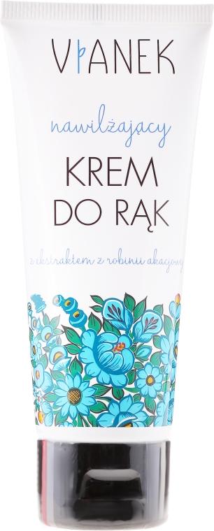 Crema mani, effetto idratante, con estratto di acacia - Vianek Hand Cream