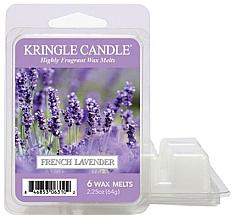 Profumi e cosmetici Cera per lampada aromatica - Kringle Candle Wax Melt French Lavender