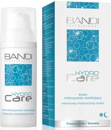 Crema viso intensamente idratante - Bandi Professional Hydro Care Intensive Moisturizing Cream
