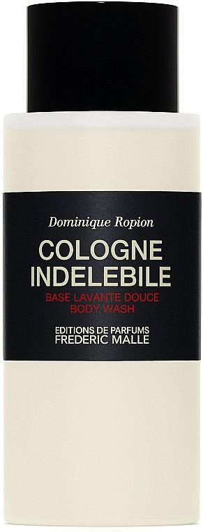 Frederic Malle Cologne Indelebile - Bagnoschiuma — foto N1