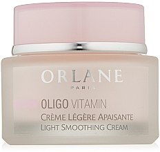 Profumi e cosmetici Crema levigante - Orlane Oligo Vitamin Light Smoothing Cream