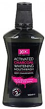 """Collutorio """"Carbone attivo"""" - Xoc Activated Charcoal Whitening Mouthwash — foto N1"""