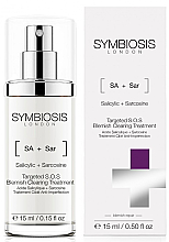 Profumi e cosmetici Siero S.O.S. per l'acne - Symbiosis London Targeted S.O.S Blemish Clearing Treatment