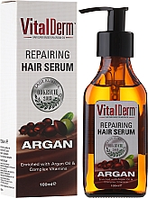 Profumi e cosmetici Siero per capelli rigenerante - VitalDerm Argana
