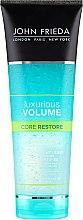 Profumi e cosmetici Balsamo per capelli - John Frieda Luxurious Volume Core Restore Protein-Infused Clear Conditioner