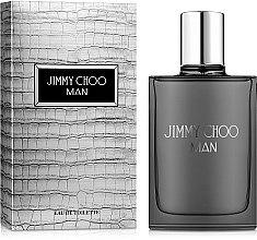 Profumi e cosmetici Jimmy Choo Jimmy Choo Man - Eau de toilette (mini)