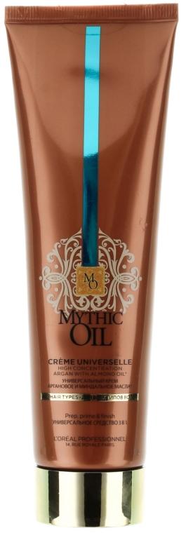 Crema nutriente universale per tutti i tipi di capelli - L'Oreal Professionnel Mythic Oil Cream