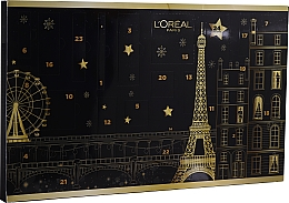 Profumi e cosmetici Set - L'Oreal Paris Advent Calendar 2020