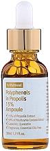 Profumi e cosmetici Siero viso antinfiammatorio con propoli - By Wishtrend Polyphenols In Propolis 15% Ampoule