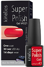 Profumi e cosmetici Smalto gel monofasico - Kinetics Super Polish