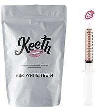 Profumi e cosmetici Set ricariche per il dispositivo di sbiancamento dei denti - Keeth Strawberry Refill Pack