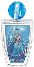 Profumi e cosmetici Disney Frozen II Elsa - Eau de Toilette