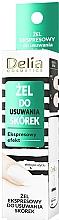 Profumi e cosmetici Gel per rimuovere le cuticole - Delia Gel Express Effect Cuticle Removal Gel