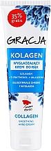 Profumi e cosmetici Crema mani al collagene - Gracja Collagen Hand Cream