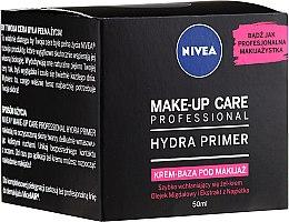 Profumi e cosmetici Primer - Nivea Make-Up Care Expert Hydra Primer Make-Up Base