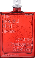 Profumi e cosmetici Escentric Molecules The Beautiful Mind Series Intelligence & Fantasy - Eau de toilette