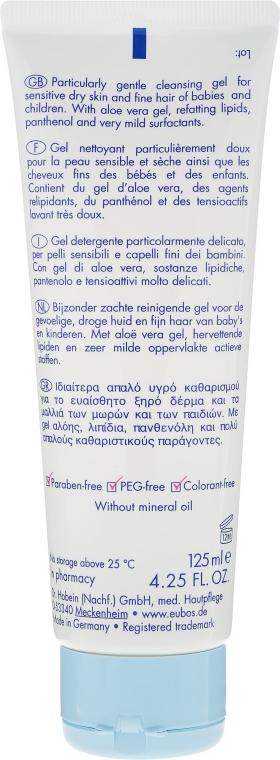 Gel per bambini - Eubos Med Dry Skin Children Cleansing Gel — foto N3