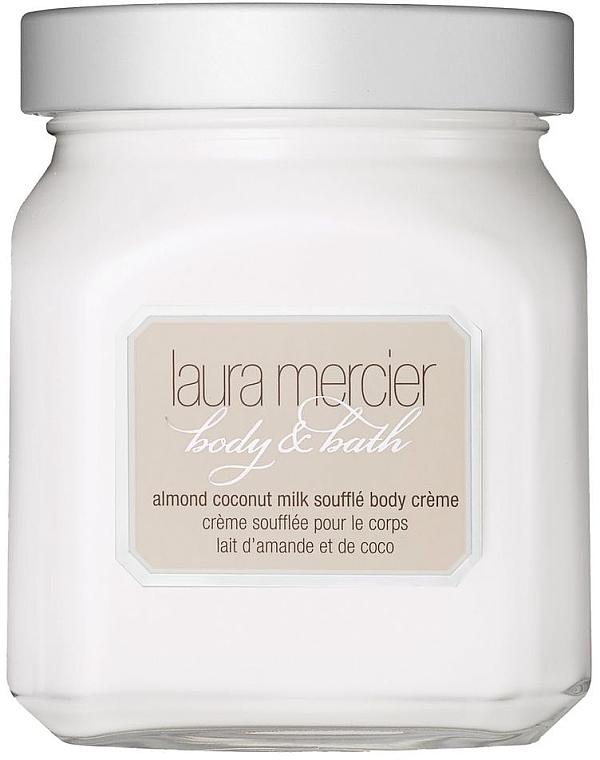 """Soufflé-crema corpo """"Latte di Mandorle e Cocco"""" - Laura Mercier Almond Coconut Milk Souffle Body Cream"""