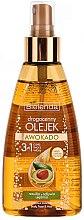 Profumi e cosmetici 3 in 1 olio di avocado per corpo, viso e capelli - Bielenda Drogocenny Olejek