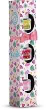 Profumi e cosmetici Set smalti per unghie - Snails Mini Flamingo (nail/polish/3x7ml)