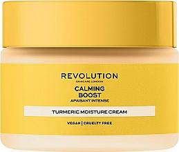 Profumi e cosmetici Crema viso antiossidante - Revolution Skincare Boost Calming Turmeric