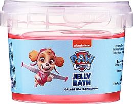 Profumi e cosmetici Gelatina da bagno, Skye, lampone - Nickelodeon Paw Patrol
