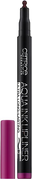 Liner labbra semi-permanente - Catrice Aqua Ink Lipliner