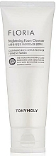 Profumi e cosmetici Schiuma detergente - Tony Moly Floria Brightening Foam Cleanser
