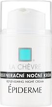 Profumi e cosmetici Crema rigenerante di notte - La Chevre Epiderme Regenerating Night Cream