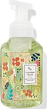 "Profumi e cosmetici Sapone-schiuma mani ""Cucumber Melon"" - Bath and Body Works Cucumber Melon Gentle Foaming Hand Soap"
