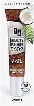 Profumi e cosmetici Base trucco - AA Beauty Primer 360° Coconut