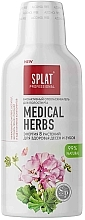 "Profumi e cosmetici Collutorio ""Erbe medicinali"" - Splat Medical Herbs"